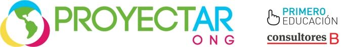proyectar ong logotipo